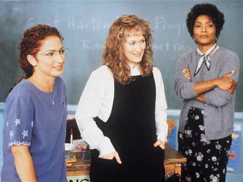 Gloria Estefan, Meryl Streep and Angela Bassett all starred in 'Music of the Heart'