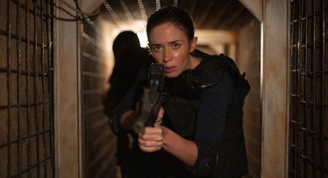 Emily Blunt as FBI Agent Kate Macer in 'Sicario'