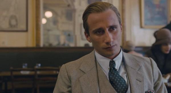 Matthias Schoenaerts in 'The Danish Girl'
