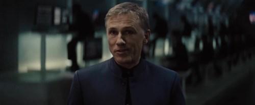 "Christoph Waltz as ""Franz Oberhauser/Ernst Stavro Blofeld"" in 'Spectre'"