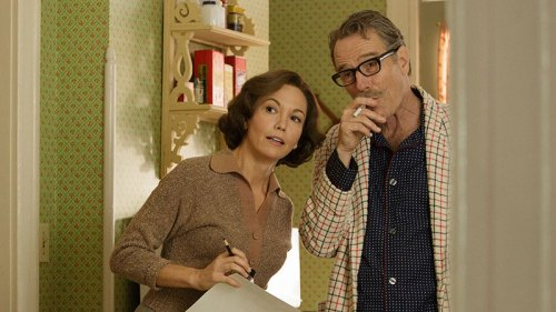 Diane Lane and Bryan Cranston in 'Trumbo'