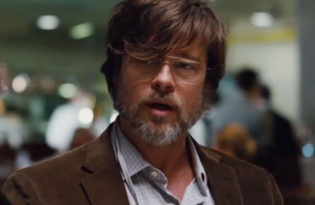 Brad Pitt in 'The Big Short'