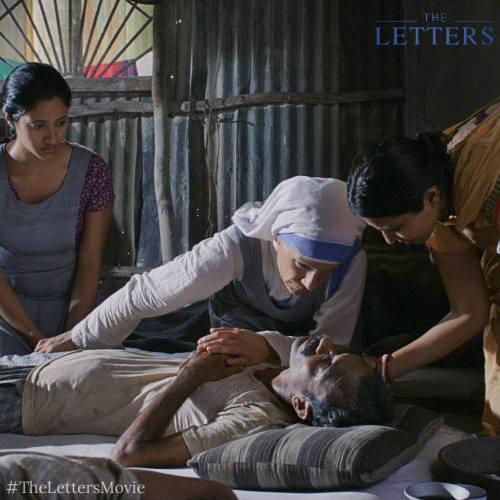 Juliet Stevenson in 'The Letters'