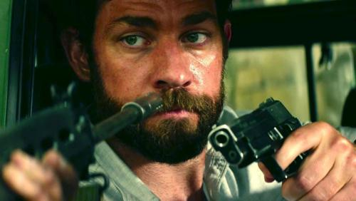 John Krasinski in '13 Hours'