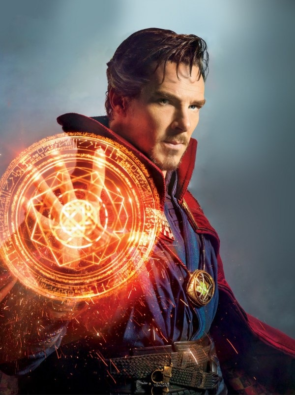 Benedict Cumberbatch is 'Doctor Strange'