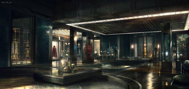 'Doctor Strange' concept art