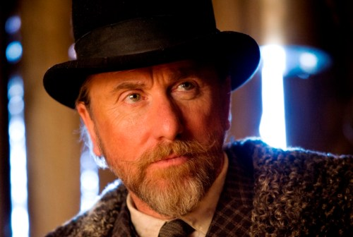 Tim Roth in 'The Hateful Eight'
