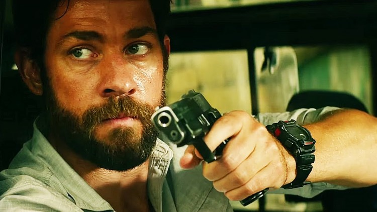 John Krasinski gets tough in '13 Hours: The Secret Soldiers of Benghazi'