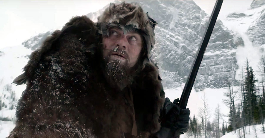 Leonardo DiCaprio seeks revenge in 'The Revenant'