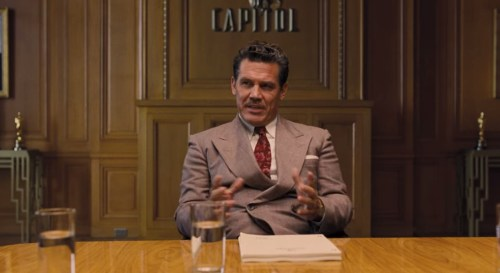 Josh Brolin in 'Hail, Caesar!'