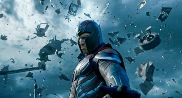 "Michael Fassbender as ""Magneto"" in 'X-Men: Apocalypse'"