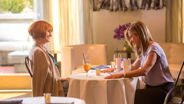 Julia Roberts and Jennifer Aniston in 'Mother's Day'