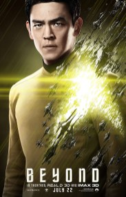 Sulu poster for 'Star Trek Beyond'