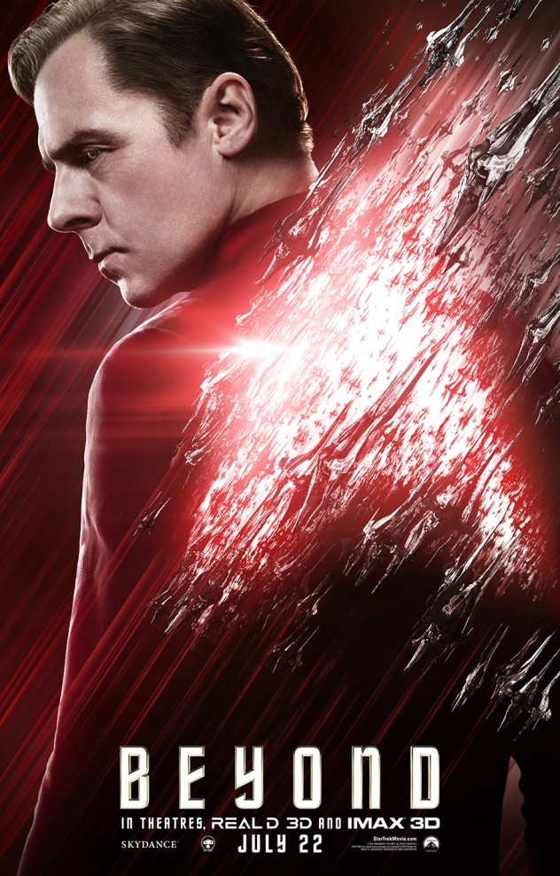 Scotty poster for 'Star Trek Beyond'