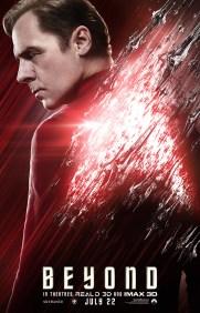 Scotty poster for 'Star Trek Beyond'