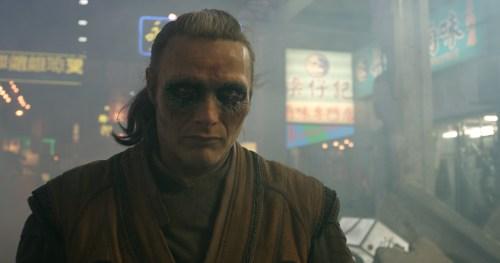 Mads Mikkelsen in 'Doctor Strange'