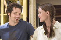Timothy Olyphant co-stars with Jennifer Garner in 'Catch and Release'