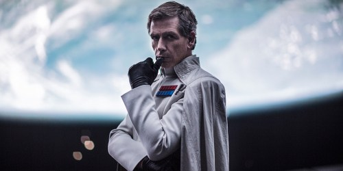 Ben Mendelsohn stars as the villainous Director Orson Krennic in 'Star Wars: Rogue One'