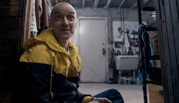 James McAvoy in 'Split'