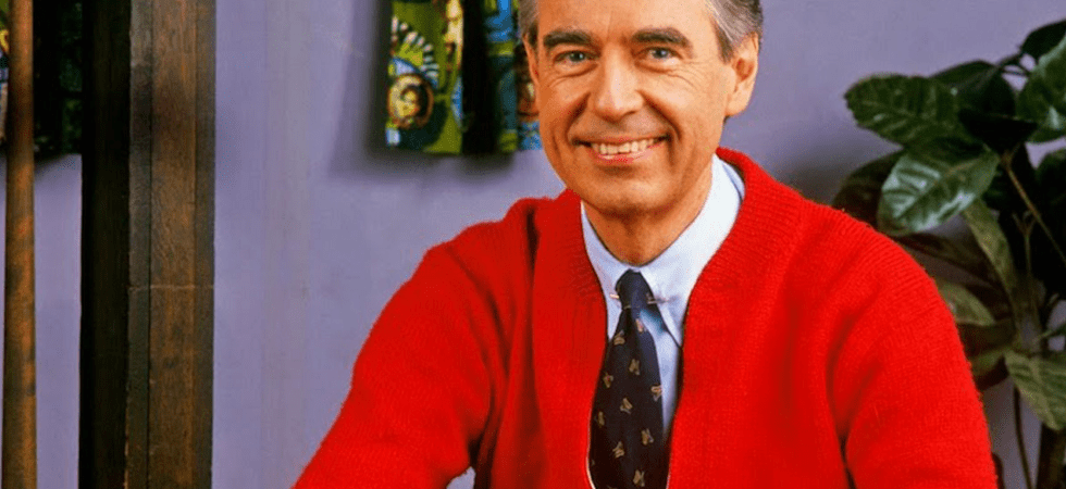Fred Rogers is at the center of the new documentary, 'Won't You Be My Neighbor?'