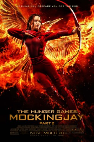 The Hunger Games: Mockingjay - Part 2 poster