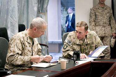 Top US commander in Afghanistan investigated, Petraeus ...