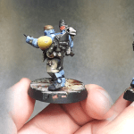 Space Wolves - Scouts Plasma Gun