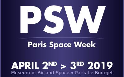 Paris Space week: 2-3 April 2019