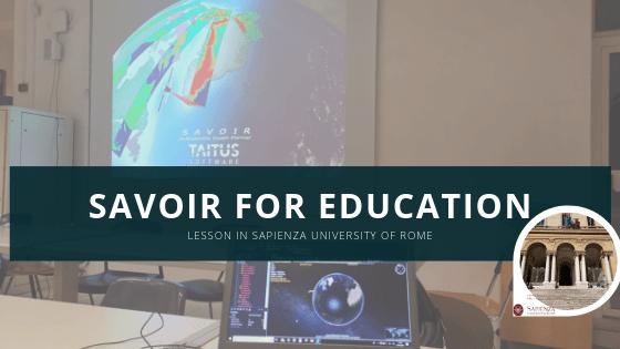 SaVoir for Education