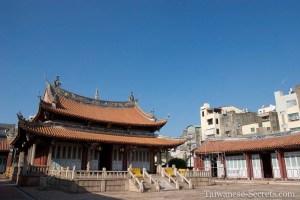 Changhua Confucius temple