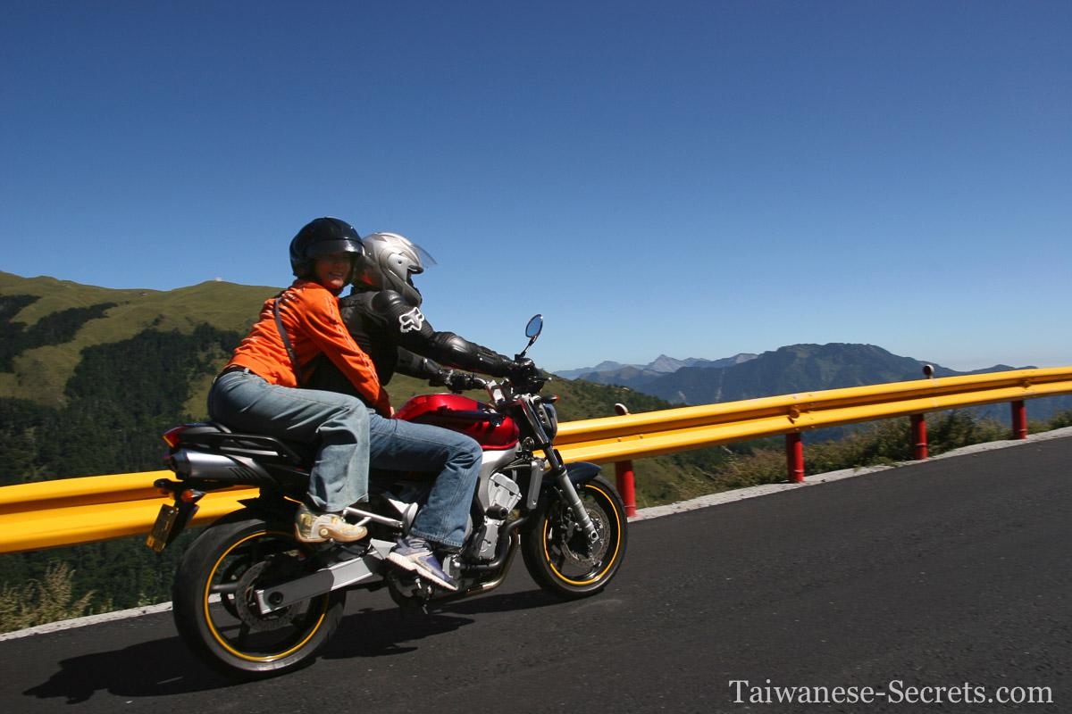 hehuanshan taiwan bike