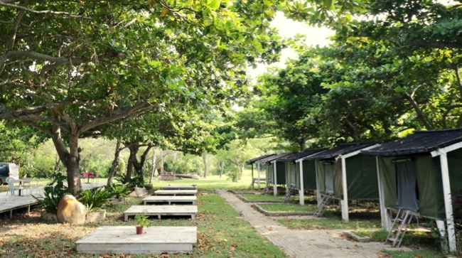 rock garden campground jialeshui kenting