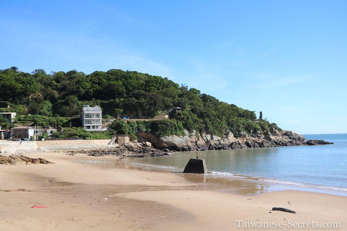 matsu beach taiwan