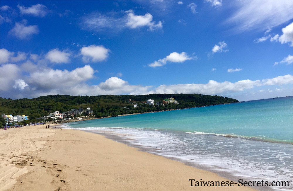 Nanwan beach Kenting National Park