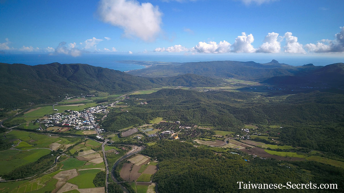 Southernmost tip of Taiwan