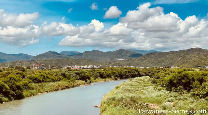 taiwan landscape pingtung