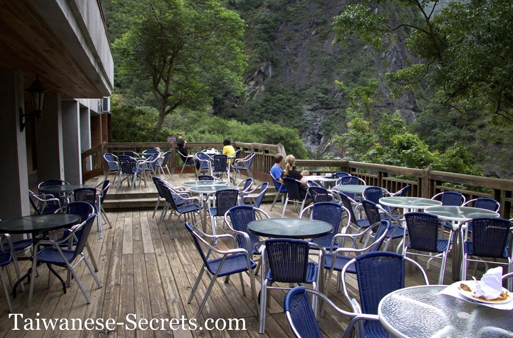 Restaurant and Cafe Tianxiang, Taroko