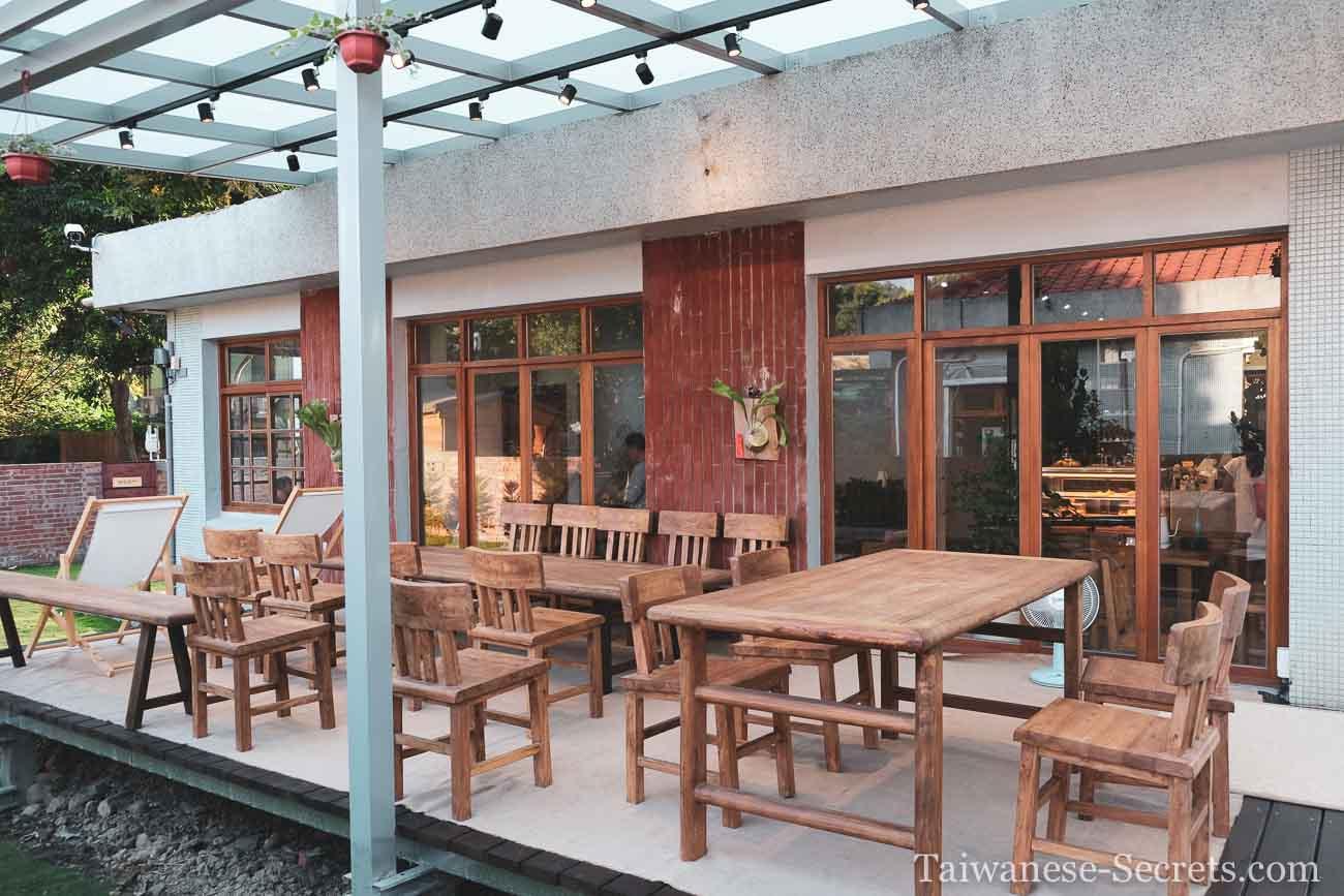 qiushan tea house zhongxing new village