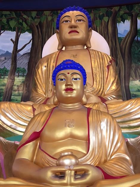 chinese buddhist gods