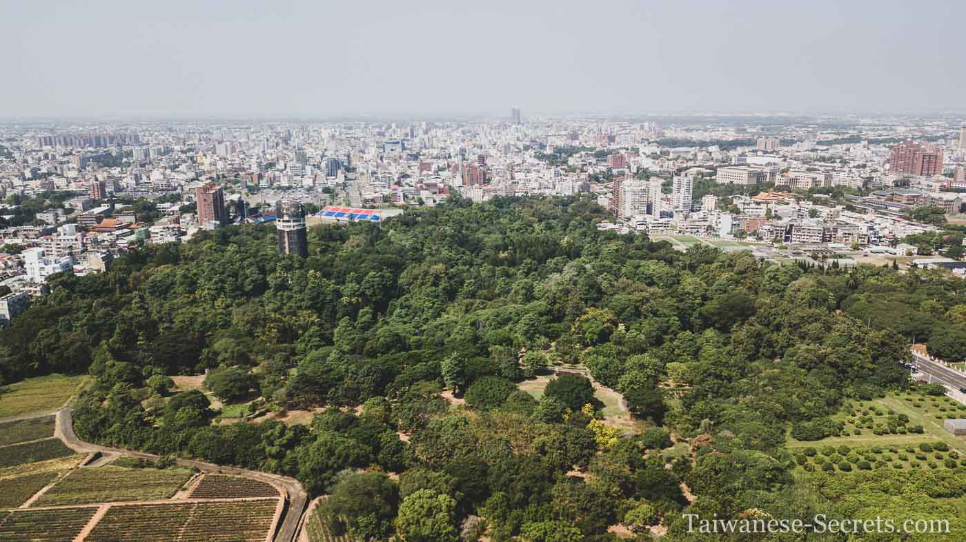 Chiayi Metropolitan Park