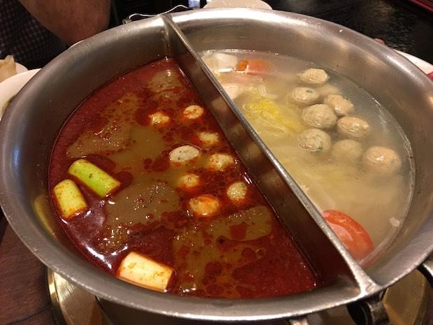 ding wang hot pot taichung