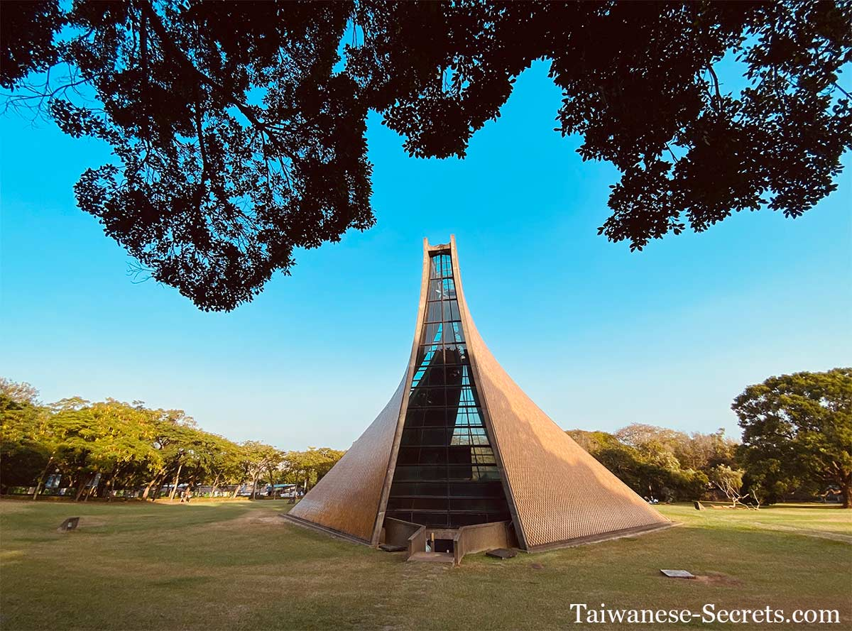 donghai university luce memorial chapel taichung