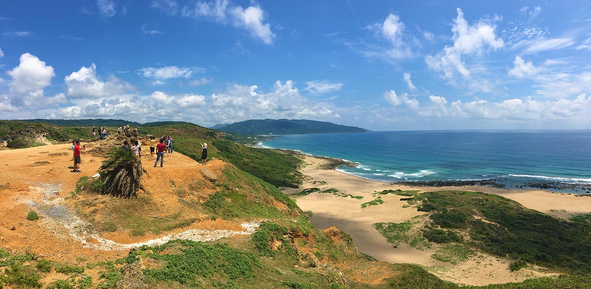 fengchuisha beach kenting national park