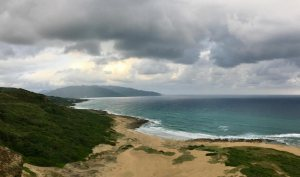 weather kenting ocean