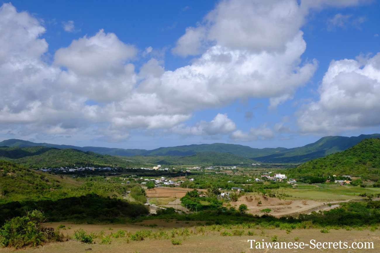 hiking in kenting