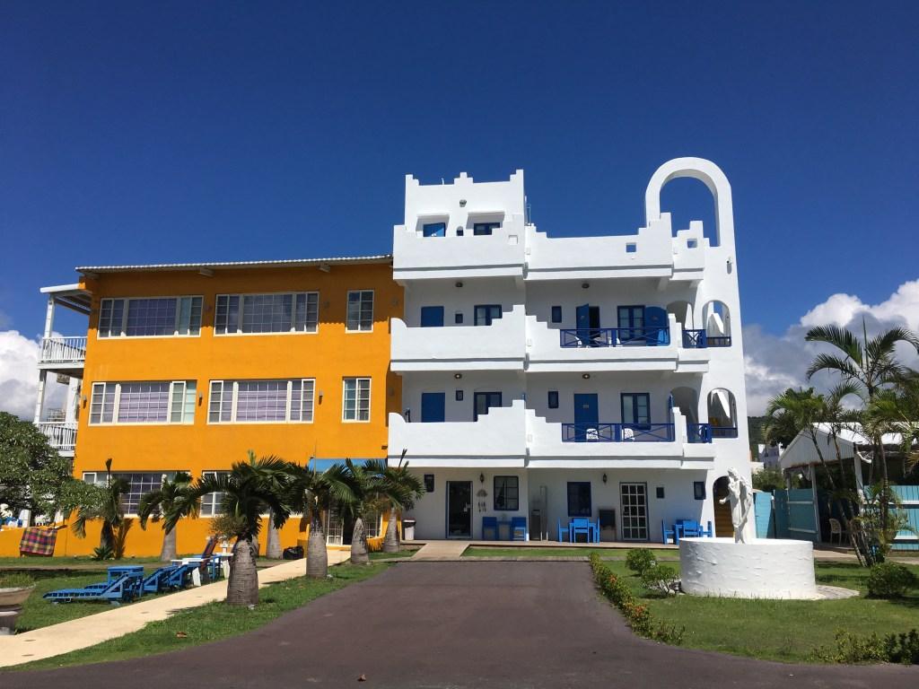 Sail rock accommodation B&B hotel