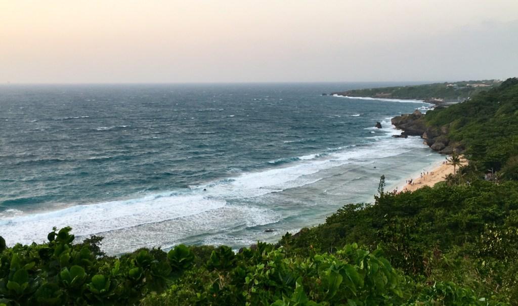 gebanwan beach Xiao liuqiu taiwan