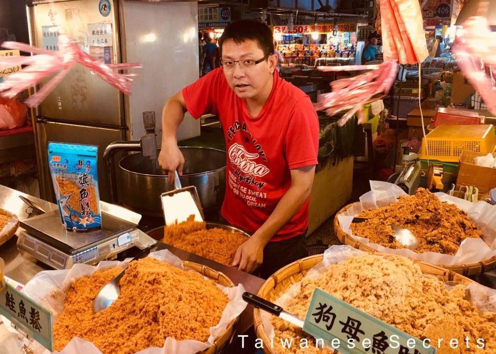 donggang seafood market