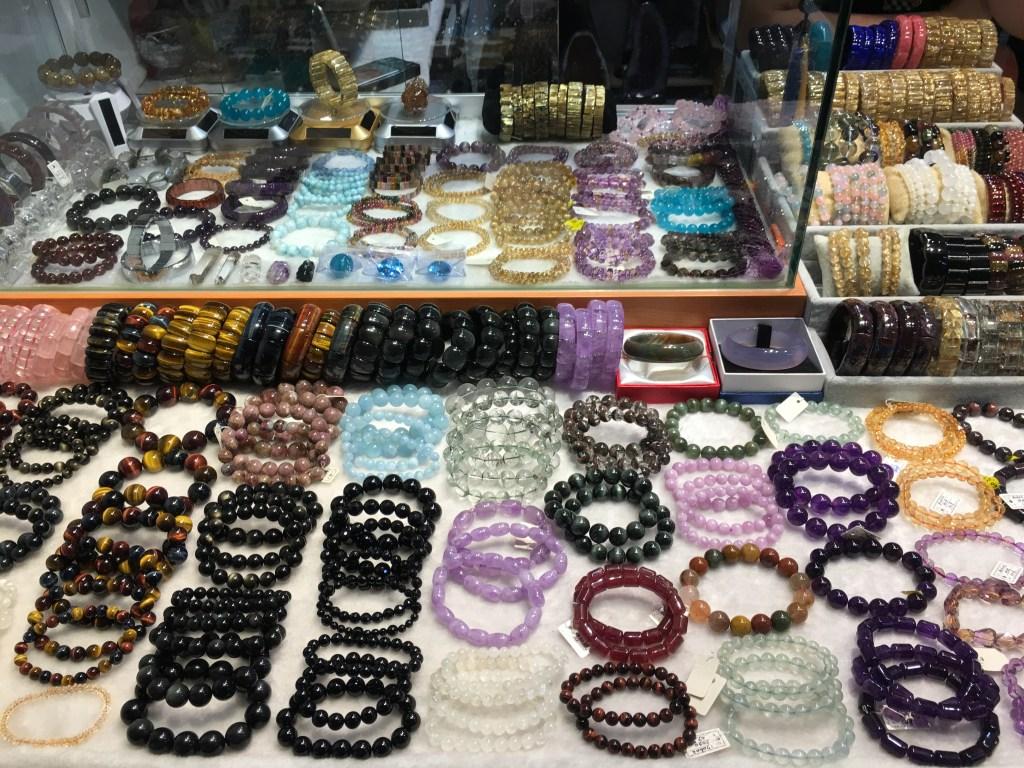 Traditional Taiwanese bracelets
