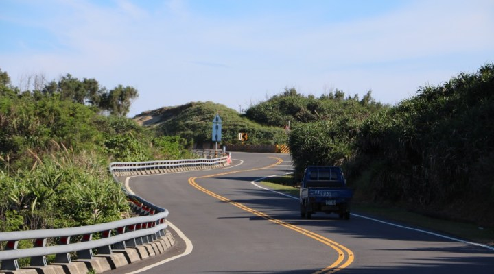 Best Motorcycle Rides and Road trips in Taiwan